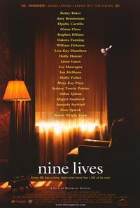 Nine Lives - 11 x 17 Movie Poster - Style A