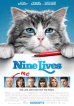 """Nine Lives"" Movie Poster"