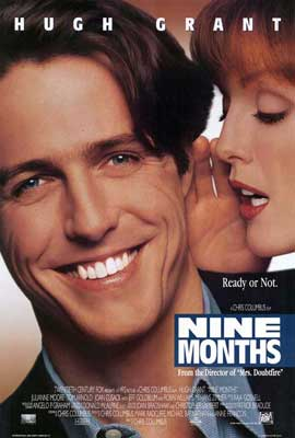 Nine Months - 27 x 40 Movie Poster - Style A