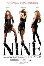 Nine - 11 x 17 Movie Poster - Style C