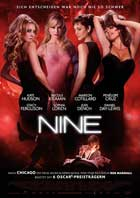 Nine - 11 x 17 Movie Poster - German Style A