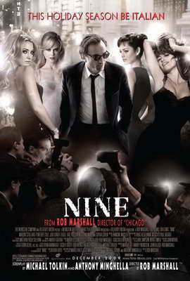 Nine - 27 x 40 Movie Poster - Style A