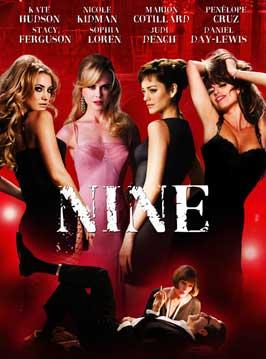 Nine - 27 x 40 Movie Poster - Style C