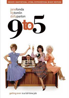 Nine to Five - 27 x 40 Movie Poster - Style B