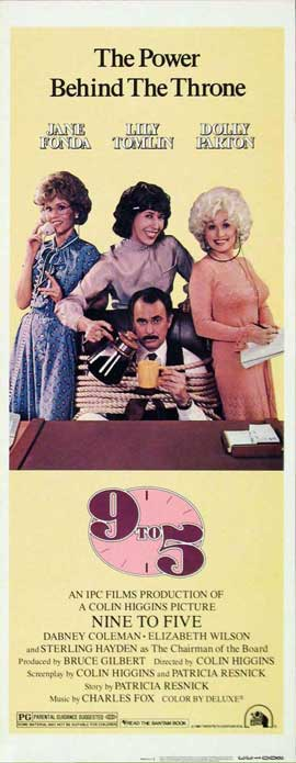 Nine to Five - 14 x 36 Movie Poster - Insert Style A