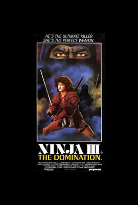 Ninja 3: The Domination - 27 x 40 Movie Poster - Style A