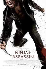 Ninja Assassin - 27 x 40 Movie Poster - Style A