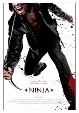 Ninja Assassin - 11 x 17 Movie Poster - French Style A