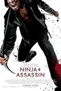 Ninja Assassin - 11 x 17 Movie Poster - UK Style A