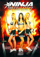 Ninja Cheerleaders - 11 x 17 Movie Poster - Style A