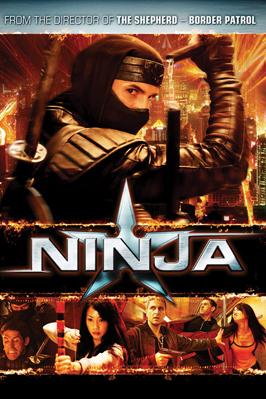 Ninja - 11 x 17 Movie Poster - UK Style A