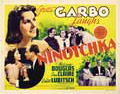 Ninotchka - 22 x 28 Movie Poster - Style A