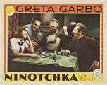 Ninotchka - 11 x 14 Movie Poster - Style E