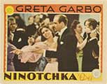Ninotchka - 11 x 14 Movie Poster - Style F