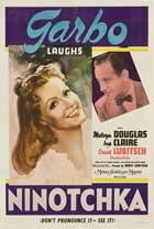 Ninotchka - 11 x 17 Movie Poster - Style E