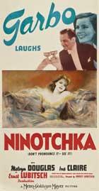Ninotchka - 20 x 40 Movie Poster - Style A