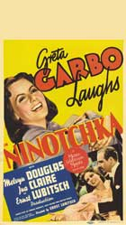 Ninotchka - 20 x 40 Movie Poster - Style B