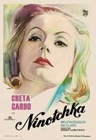 Ninotchka - 11 x 17 Movie Poster - Spanish Style A