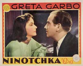 Ninotchka - 11 x 14 Movie Poster - Style A