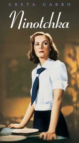 Ninotchka - 11 x 17 Movie Poster - Style D