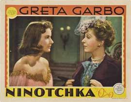 Ninotchka - 11 x 14 Movie Poster - Style B