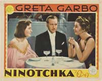 Ninotchka - 11 x 14 Movie Poster - Style C