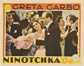 Ninotchka - 11 x 14 Movie Poster - Style F
