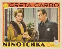 Ninotchka - 11 x 14 Movie Poster - Style G
