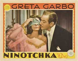 Ninotchka - 11 x 14 Movie Poster - Style H