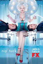 Nip/Tuck (TV) - 11 x 17 TV Poster - Style N