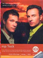 Nip/Tuck (TV) - 11 x 17 TV Poster - Belgian Style A