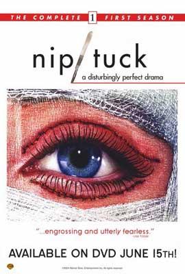 Nip/Tuck (TV) - 27 x 40 TV Poster - Style B