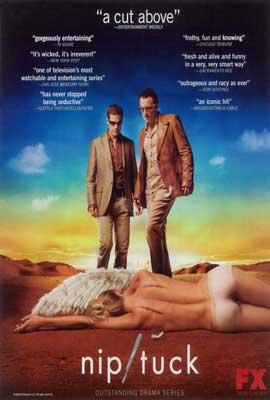 Nip/Tuck (TV) - 27 x 40 TV Poster - Style C