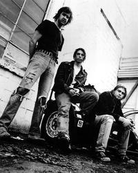 Nirvana - 8 x 10 B&W Photo #1