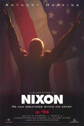 Nixon - 11 x 17 Movie Poster - Style B