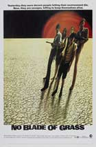 No Blade of Grass - 27 x 40 Movie Poster - Style C