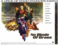 No Blade of Grass - 11 x 14 Movie Poster - Style A