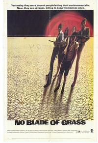 No Blade of Grass - 43 x 62 Movie Poster - Bus Shelter Style A