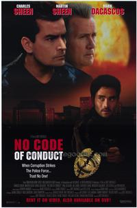 No Code of Conduct - 27 x 40 Movie Poster - Style A