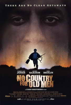 No Country For Old Men - 11 x 17 Movie Poster - Style A