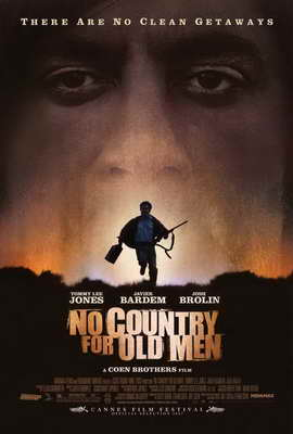 No Country For Old Men - 27 x 40 Movie Poster - Style A