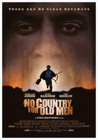 No Country For Old Men - 43 x 62 Movie Poster - Bus Shelter Style A