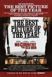 No Country For Old Men - 27 x 40 Movie Poster - Style B