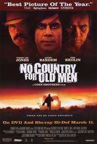 No Country For Old Men - 27 x 40 Movie Poster - Style F