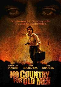 No Country For Old Men - 11 x 17 Movie Poster - Style G
