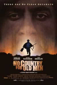 No Country For Old Men - 11 x 17 Movie Poster - Style A - Double Sided