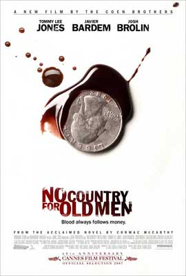 No Country For Old Men - 11 x 17 Movie Poster - Style K