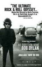 No Direction Home: Bob Dylan - 11 x 17 Movie Poster - Style A