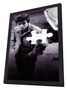No Direction Home: Bob Dylan - 11 x 17 Movie Poster - Style B - in Deluxe Wood Frame