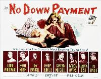 No Down Payment - 11 x 17 Movie Poster - Style A
